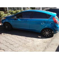 Ford Fiesta 5ptas Kinetic Titanium Power Shift Autom 6 Veloc