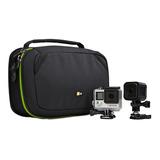 Estuche Bolso Case Logic Kac-101 Gopro Action Cam Accesorios