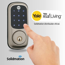 Cerradura Electrónica Yale Sin Picaporte