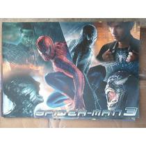 Poster Reproduccion Pelicula Spiderman 3 Hombre Araña