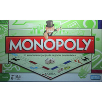 Monopoly Clasico Original Parker Brothers