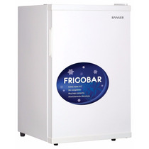 Heladera Minibar Frigobar Ranser - 65 Litros - Bajo Consumo