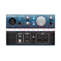 Placa Sonido Externa Usb  2 Entradas 2 Salidas Audiobox Ione