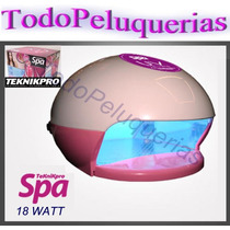 Cabina Uv Para Uñas Gelificadas * Manos Manicuria Pedicuria