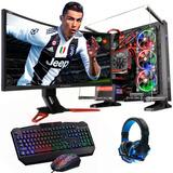 F5 Pc Gamer Intel Core I5 8gb 1tb Hdmi + Placa Video  Mexx 2