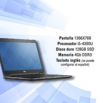 Notebook Dell Latitude E7440  I5-4300u 128gb 4gb Outlet
