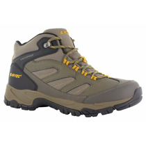 Zapatillas Botin Hi Tec Trekking Outdoor Moreno Waterproof