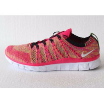 Nike Free 5.0 Htm Dama! Espectaculares! Nuevos Colores!