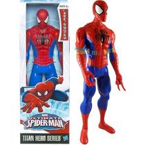 Muñeco Spiderman Hombre Araña Venon 2099 30 Cm Hasbro