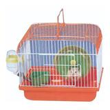Hamstera Económica Hamsters Topitos Con Rueda Accesorios