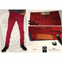 Chupines Estilizados Jeans Skinny