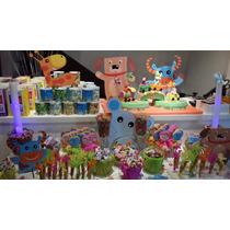 Candy Bar Para 30 Chicos - 5 Golosinas Personalizadas