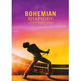 Dvd Bohemian Rhapsody  Fredie Mercury Queen Ganador Oscar