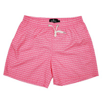 Short De Baño Bautic Estampado Nylon Talle S Al 3xl
