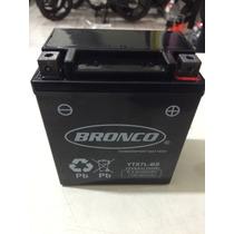 Bateria Gel Bronco Yamaha Crypton Ytx7l-bs