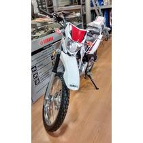 Xtz 125 2015 0km Blanco Yamaha Palermo Bikes