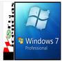 Windows 7 Pro Professional Sp1 Licencia Original Para 10 Pc