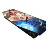 Comandos Arcade Xl 90x38x10 8000 Juegos Consolas Mame