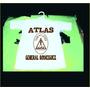 Hermosa Camiseta De Niño Atlas