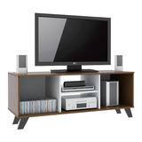 Rack Mesa Para Tv Led Centro Estant Mt4001 - Rex