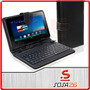 Estuche Con Teclado Funda Tablet Pc 10 Ipad Ebook Apad Usb