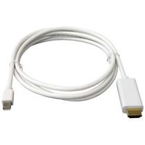 Cable Thunderbolt Mini Displayport Hdmi De 180cm Apple Mac