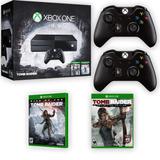 Consola Xbox One 1tb 2 Joystick Tomb Raider Mexx