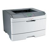 Impresora Laser Lexmark E460dn Duplex Red Usb 42ppm Hp Reac
