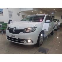 Renault Logan Privilege Anticipo Minimo + Ctas Fijas (ga)