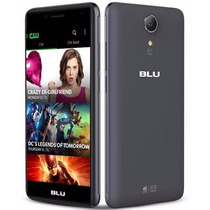 Celular Blu Studio G Lte 4g Libre Hd Android + Film + Funda