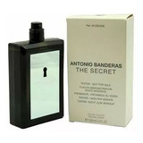 The Secret A. Banderas 100 Ml. Tester Original Importado!!!