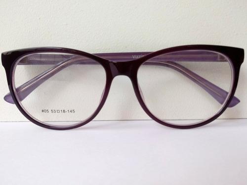 acc48a0adb Armazones Lentes Gafas Retro Vintage Bigeyes Anteojos Unisx