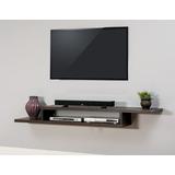 Mueble Tv. Led Flotante De 125x30x15