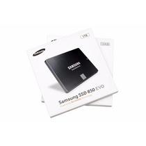 Samsung Disco Rigido Solido Ssd 850 Evo 1 Tb Sata3 6gbs