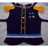 Disfraz San Martin Pechera Y Gorro Bicornio Niños 1 A 4 Años 5b71b1deb2f