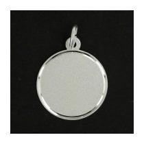 Medalla De Plata Para Egresados + Grabado + Caja Y Cadena