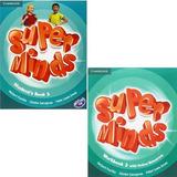 Super Minds 3 - Student´s Book And Workbook + Super Grammar