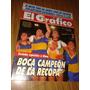 El Gráfico 3676 - Boca Campeon Recopa Navarro Montoya Soñora