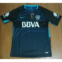 Busca Camiseta de Boca ( Nuevo Modelo) con los mejores precios del ... e7f12abb94475