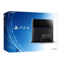 Sony Playstation 4 1115a 500gb+joystick Dualshock+hdmi
