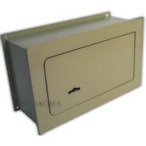 Caja Fuerte De Seguridad Para Amurar En Pared 25x15x9cm