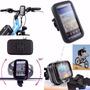 Soporte Moto Bicicleta Celular Gps Mp4 Universal Holder 360º