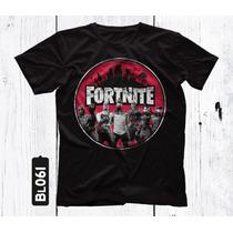 Remera Fortnite Temporada 5 Balcanes Rock