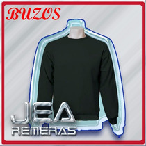 Buzos Cuello Redondo Lisos, Ideal Para Estampar!!