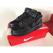 Zapatillas Nike Air Force Mujer Originales En Caja