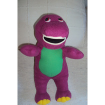 Muñeco Barney De Peluche