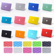 Funda Macbook  Air 13 A1466 A1369 Colores Teclado P/ Mac