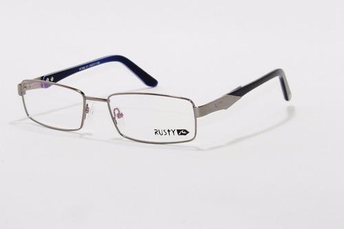 0c249909e4 Lentes, Gafas, Anteojo De Receta Rusty - R7382 C1 en venta en Ciudad ...