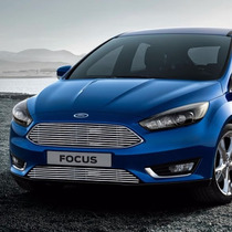 Parrilla Ingen Ford Focus 15 Tuning Alumin Cromado Accesorio