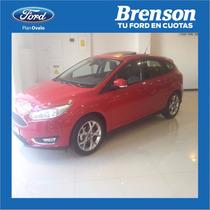 Nuevo Ford Focus Iii 2.0 Se 5 P 2016 Ent Ya. Oferta Hoy (c)